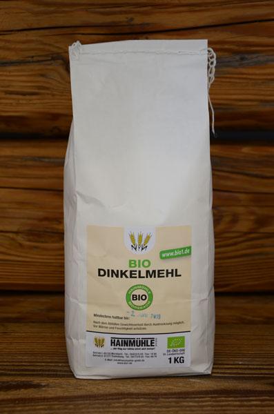 Bio Dinkelmehl