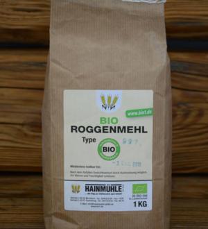 Bio Roggenmehl