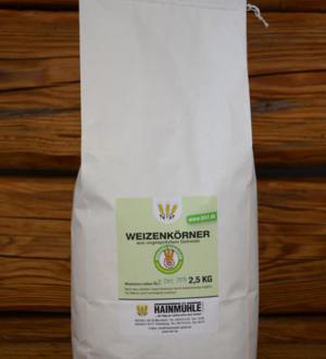 Weizenkörner