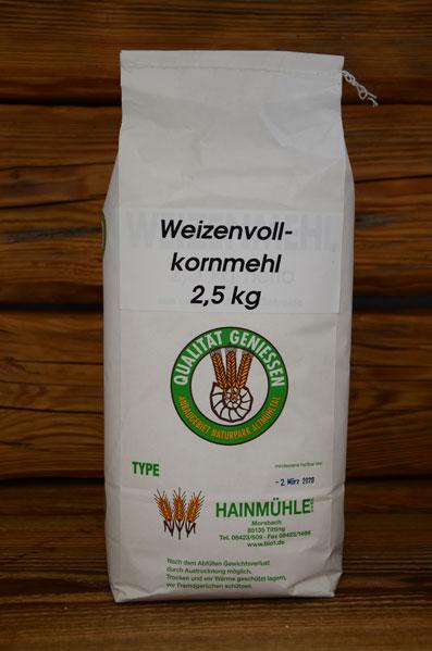 Weizenvollkornmehl