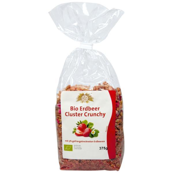 BIo-Erdbeer-Cluster-Crunchy