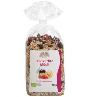 Bio-Früchte-Müsli