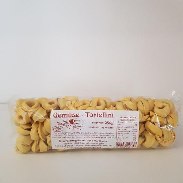 Gemüse Tortellini