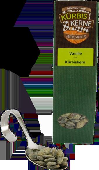 Kürbiskerne Vanille