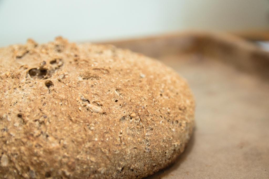 Brot einfach backen mit Backmischung
