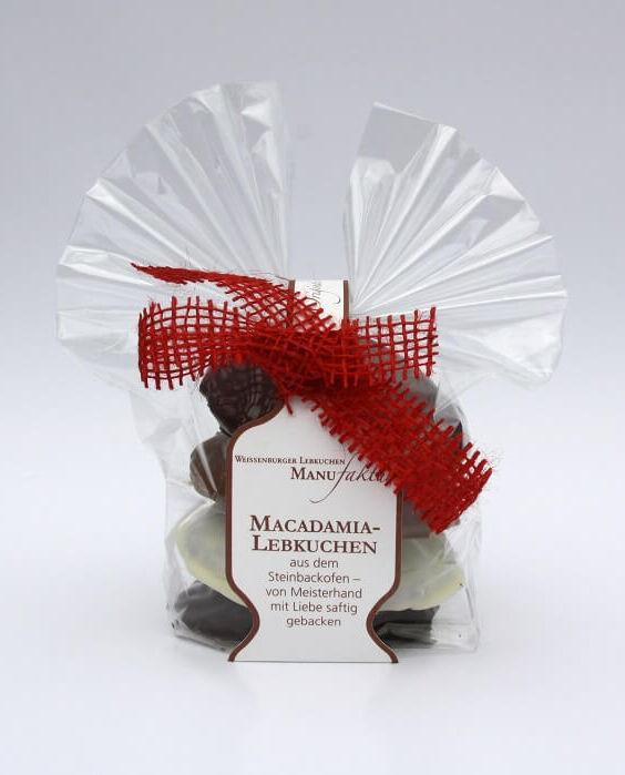 Macadamia-Elisenlebkuchen
